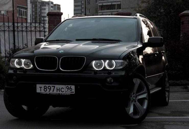Эксплуатация BMW X5 и её особенности