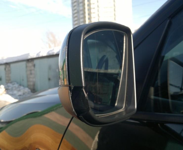 Как устранить проблему с зеркалами в BMW X5