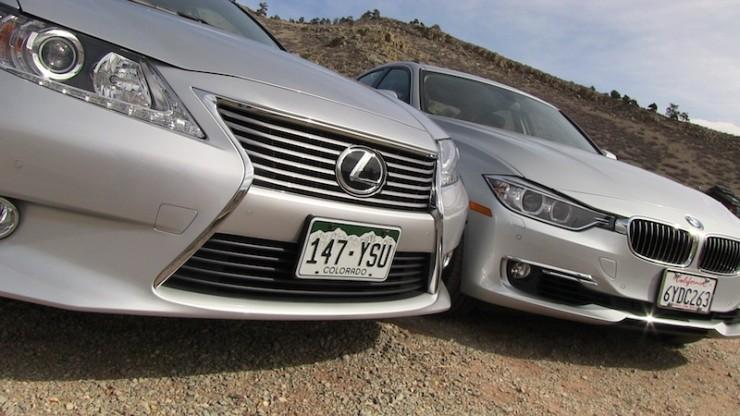 Ходит молва, что БМВ и Лексус хотят создать супер современное совместное авто