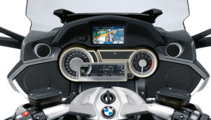 Презентация нового навигатора от БМВ для мотоциклов