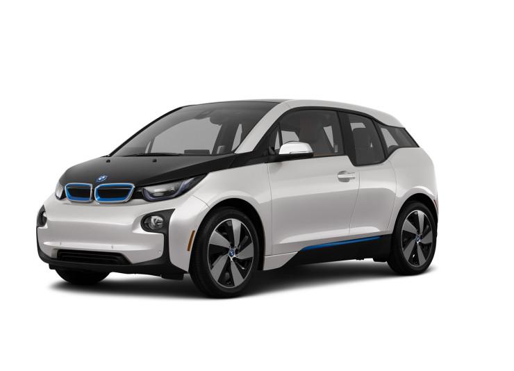 Самый экономичный элитный автомобиль 2015 года - БМВ i3