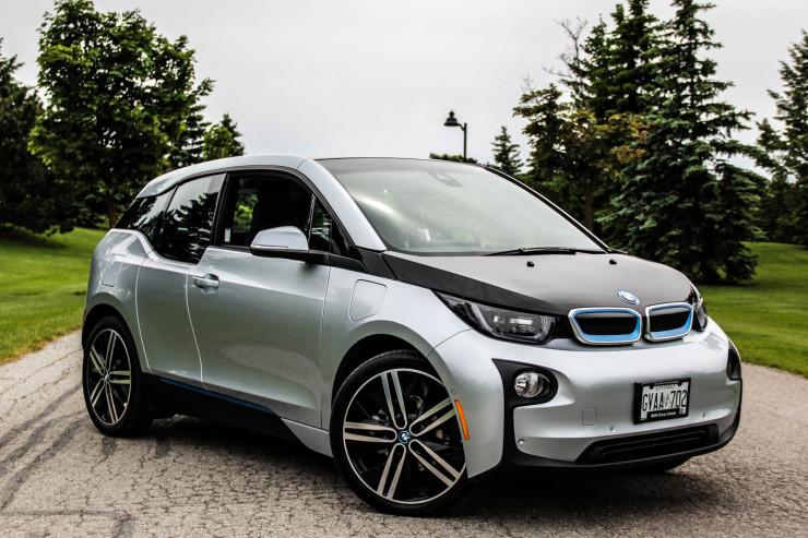 Теперь электрокары БМВ i3 смогут ездить 200 километров «на одном дыхании»