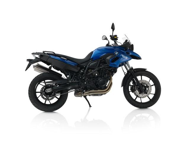 Любите мотоциклы? БМВ представили миру модернизированные версии БМВ F 800 GS и F 700 GS