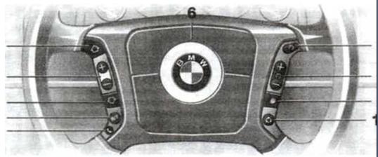 замена панели приборов на BMW e39