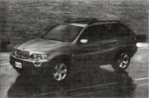 Рис. 1.1. Автомобиль BMW серии «Х5»