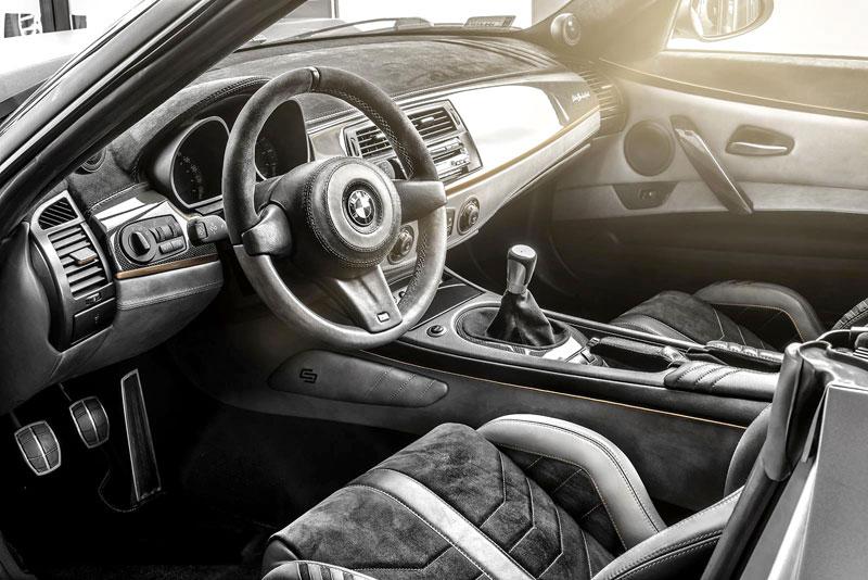 Редкостная версия БМВ Z4 V8 от польских тюнинг-специалистов из CarlexDesign