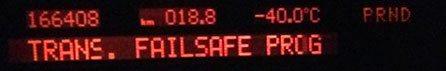 Ошибки на приборной панели БМВ Х5 Е53
