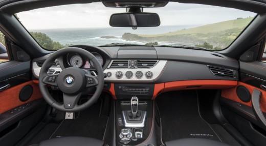 В масс-медиа просочилась информация о стоимости нового спорткара БМВ Z5