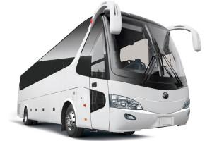 Автопилот теперь будет и на автобусах. Новая совместная разработка от Baidu и БМВ