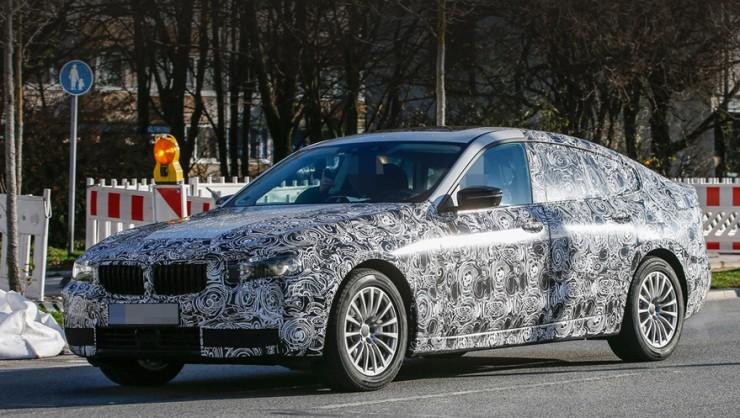 Каким будет новый суперкар БМВ пятой серии в 2017-м году?