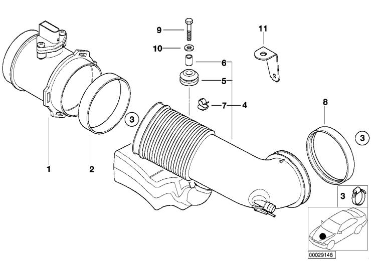 13_0812 Термоанемометрический расходомер воздуха
