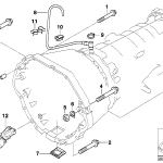24_0971 Крепление/ система вентиляции КПП