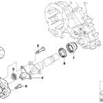 26_0175 Детали карданного вала Пд