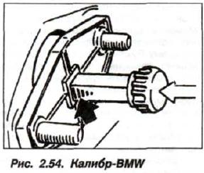 Рис. 2.54. Калибр-BMW