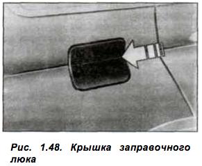 Рис. 1.48. Крышка заправочного люка