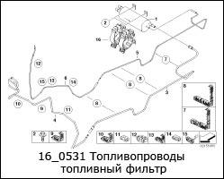 16_0531-Топливопроводы--топливный-фильтр