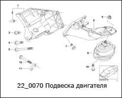 22_0070-Подвеска-двигателя