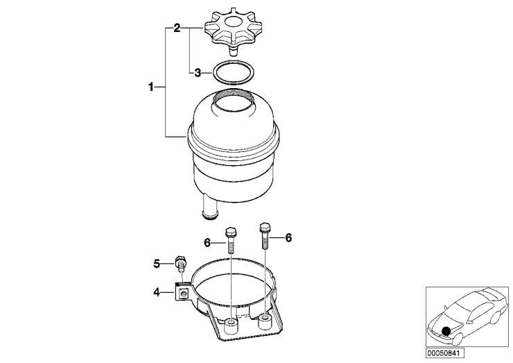 32_1184 Масляный резервуар/детали