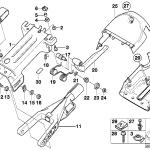32_1223 Рулевая колонка с механическим приводом