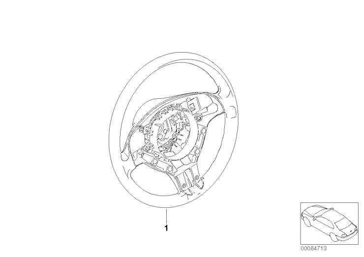 32_1346 Спорт.рул.колесо из дерева с НПБ Smart
