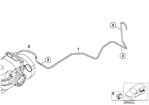 33_1036 Система вентиляции редуктора задн.моста