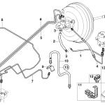 34_0978 Трубопровод тормозного привода Пд с DSC