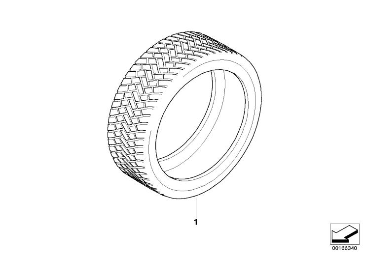 36_1264 Всесезонные шины