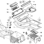 51_3754 Доп.элементы центральной консоли