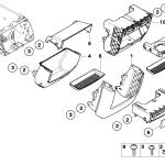 51_3759 Доп.элементы центральной консоли Зд