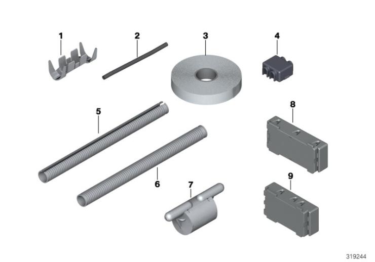 61_1445 Различные детали для ремонта проводов