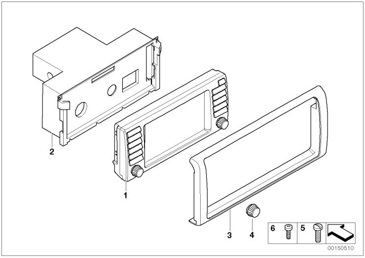 65_1130 Широкоэкранный бортовой монитор