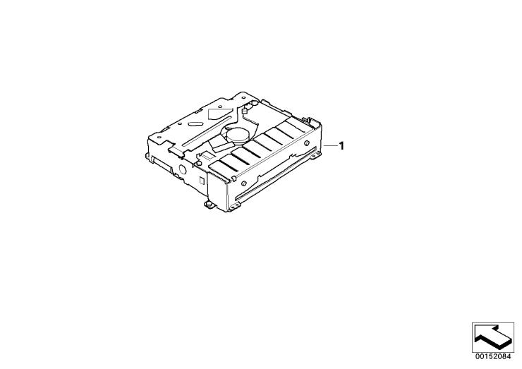 65_1650 Дисковод компьютера системы навигации