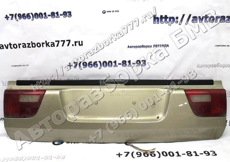 Багажная-дверь-нижняя бмв-х5-е53