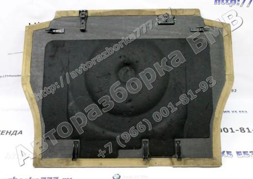 Погрузочный пол баг.отдел.,выдвижной бмв х5 е53