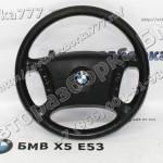 Многофункциональное рулевое колесо с НПБ