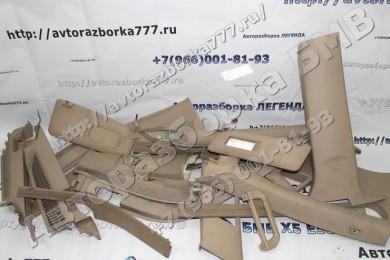 Облицовка стойки A / B / C / D Пластик и обшивка салона бмв х5 е53