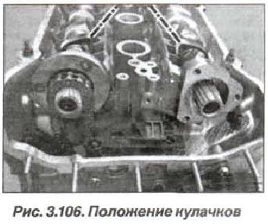 выставление фаз газораспределения BMW e39 m54