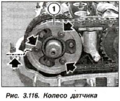 Рис. 3.116. Колесо датчика