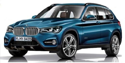BMW X1 «растянули» специально для китайских потребителей