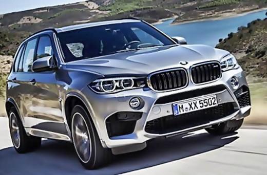 BMW 5: рекорды продаж и запуск новых поколений кроссоверов к 2017 году