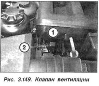 Рис. 3.149. Клапан вентиляции