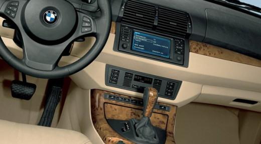 Электрика и кузов BMW X5 E53