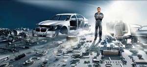 Каталог автозапчастей BMW