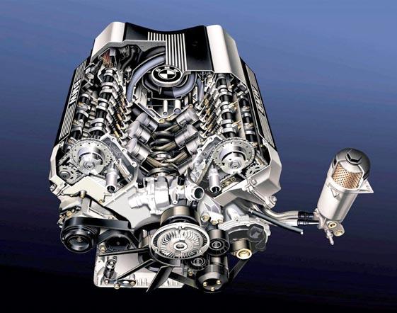 Выбор двигателя для BMW X5 E53