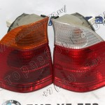 63218409009--63218409010 Блок задних фонарей на крыле БМВ Х5 Е53