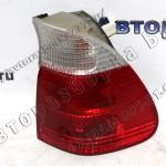 63218409009--63218409010 63218409009--63218409010 Блок задних фонарей на крыле БМВ Х5 Е53