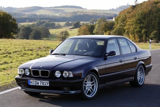 Техническая часть BMW 5 series E34