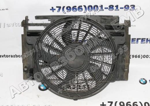 Нажимная рама с вентилятором BMW X5 E53