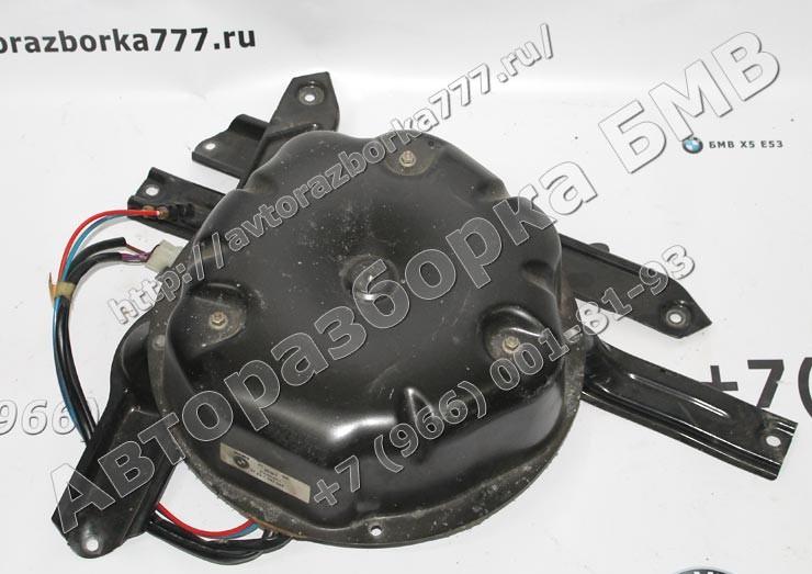 Система подачи воздуха BMW X5 E53