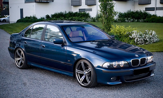 Краткая характеристика BMW 5 Е39